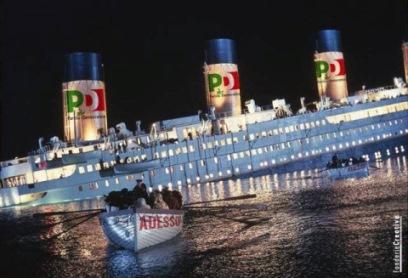 titanic pd