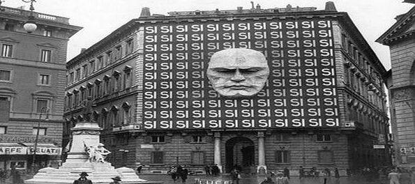 mussolini-dittatura